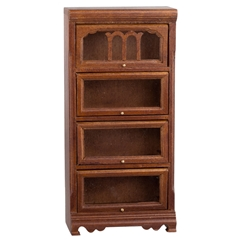 4-Door Barrister Bookshelf