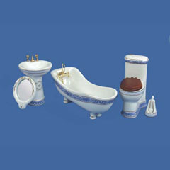 5-Pc. French Country Bath Set
