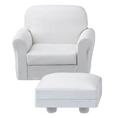 Sonoma Chair and Ottoman