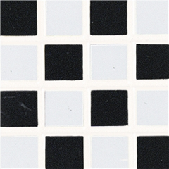 Black And White Squares Tile Sheet