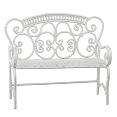 Deal of the Month<br/>Pretty White Bench
