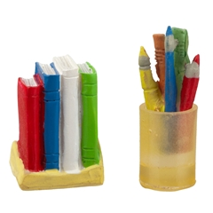 2-Pc. Colorful Desk Set