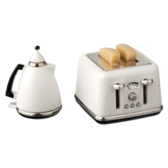 Coffee Pot and Toaster