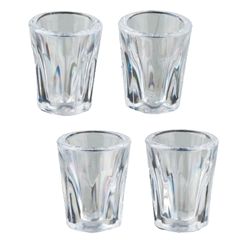Four Ribbed All-Purpose Glasses
