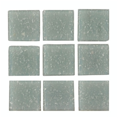 Gray Glass Mosaic Tiles