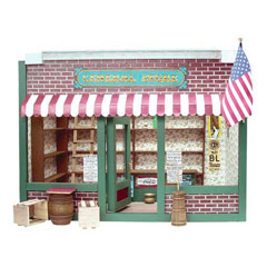 General Store Dollhouse by Real Good Toys