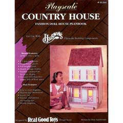 Playscale Country House Plan Book
