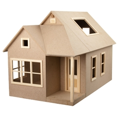 Build Your Own Dollhouse Kit Dollhouse Kit For Sale