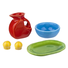 Deco Brights 5-Pc. Serving Set