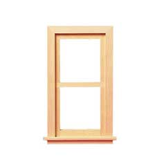 Playscale Traditional Double Hung Window
