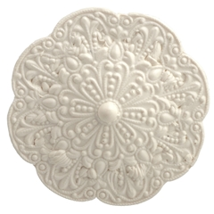 Victorian Lace Medallion