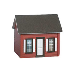 1/2 inch Scale Lightkeeper's House
