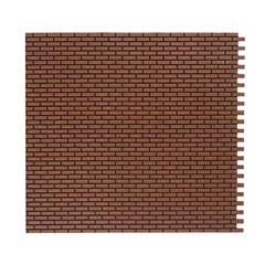 1/2 inch Scale Brickmaster Common Joint Brick Sheet by Houseworks