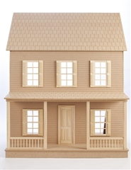 Quickbuild Imagination Dollhouse Kit
